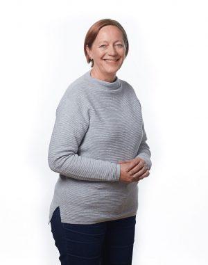 Bente Søgaard . Foto: Erik Norrud