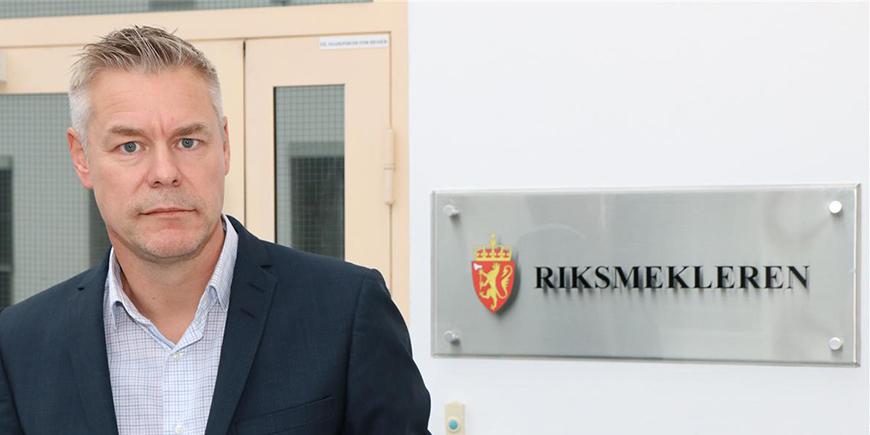 Parats forhandlingsleder, Lars Petter Larsen. Foto: Parat